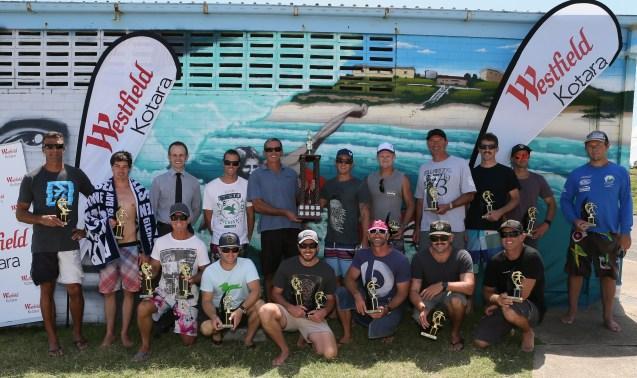 Winners of the Westfield Kotara Triple 0 Challenge