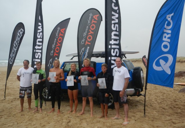 Port Stephens Toyota Trials Winners