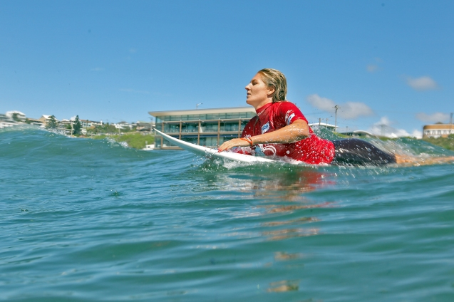 ASP World Champion Stephanie Gilmore.  Image; RedMonkey