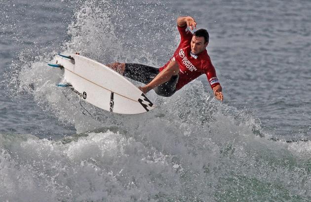 2102 ASP World Champion -Joel PARKINSON (AUS).  Image; RedMonkey
